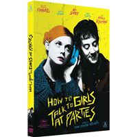 How to Talk to Girls at Parties DVD