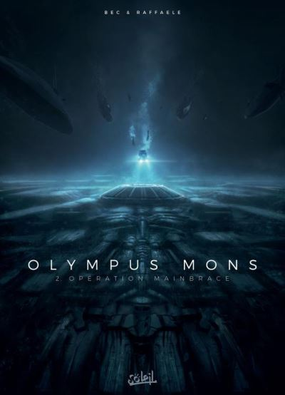 Olympus Mons T02 - Opération Mainbrace - 9782302066557 - 9,99 €