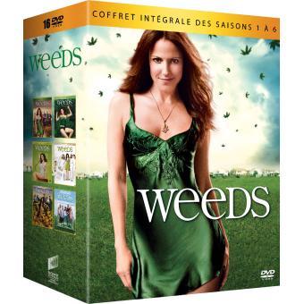 WeedsCoffret intégral des Saisons 1 à 6 - DVD