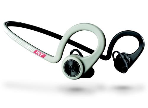 Ecouteurs Plantronics BackBeat Fit Gris