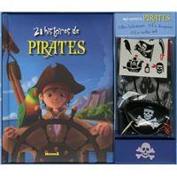 Coffret 21 histoires de pirates