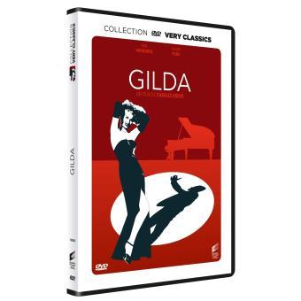 Gilda DVD
