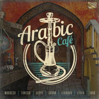 Arabic Café - CD