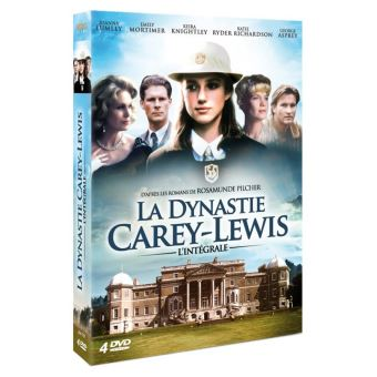 La Dynastie Carey-Lewis Intégrale DVD - DVD Zone 2 - Achat & prix | fnac