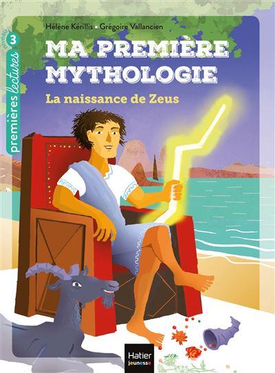 La naissance de Zeus