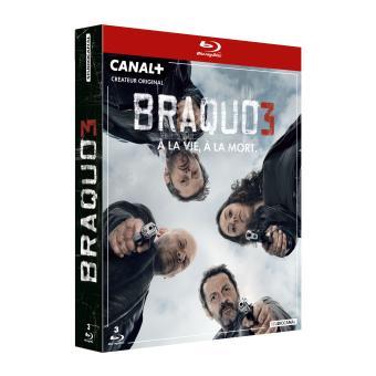 BraquoBraquo Coffret intégral de la Saison 3 - Blu-Ray