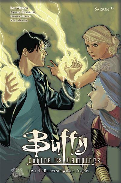 Buffy saison 9