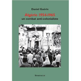 Algérie 1954-1965