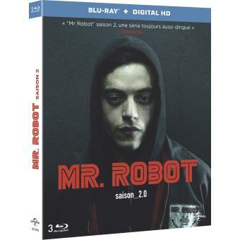 Mr. RobotMr Robot Saison 2 Blu-ray