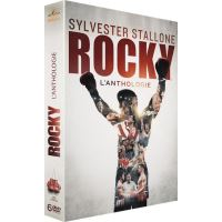 Coffret Rocky L'anthologie DVD