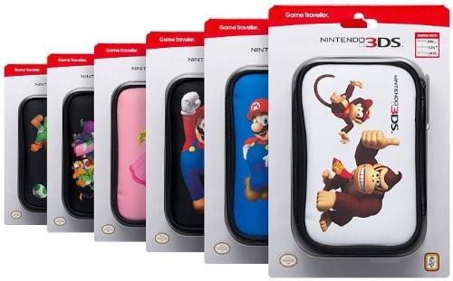 Sacoche officielle BigBen Mario pour DSiDS Lite 3DS