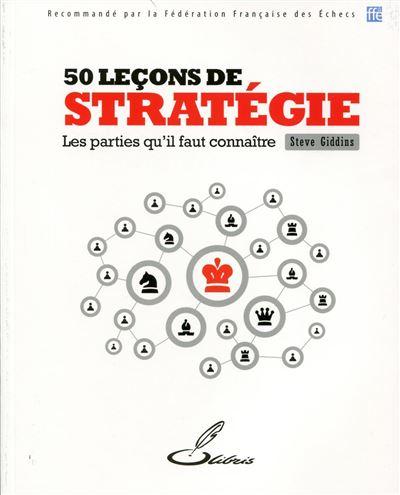50 leçons de stratégie