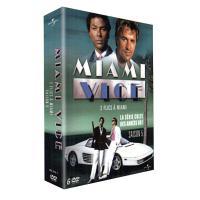Deux flics à Miami - Coffret intégral de la Saison 5