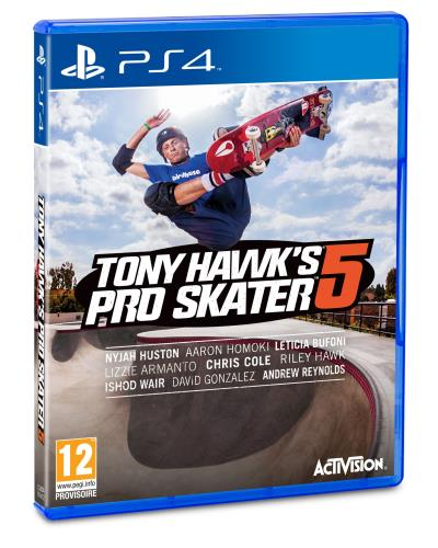 Tony Hawks Pro Skater 5 PS4