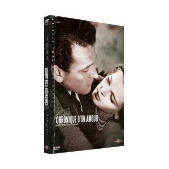 Chronique d'un amour DVD
