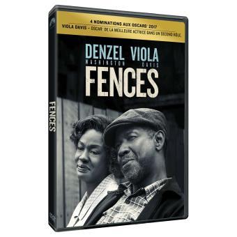 Fences DVD