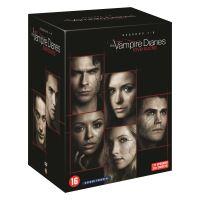 The Vampire Diaries Saisons 1 à 8 DVD