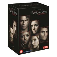 The Vampire Diaries Saisons 1 à 8 DVD