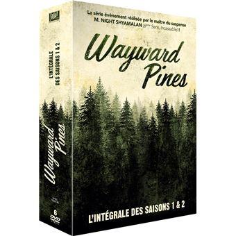 Wayward PinesCoffret Wayward Pines Saisons 1 et 2 DVD