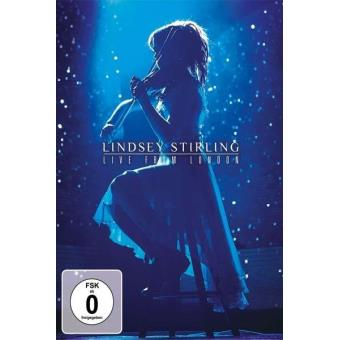 Live from London  Lindsey Stirling DVD