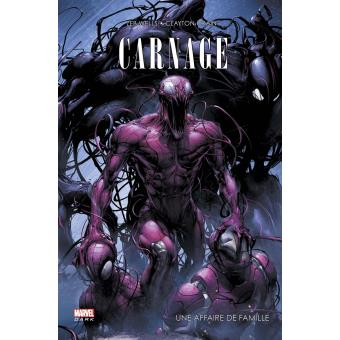 Spider-ManSpider-man carnage : une affaire de famille
