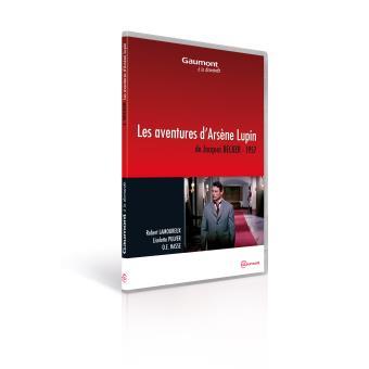 Les aventures d'Arsène Lupin DVD