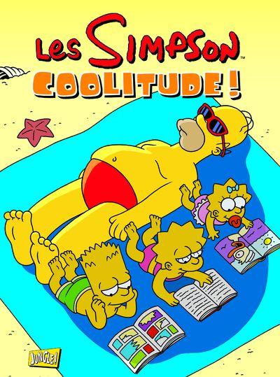 Les Simpson - tome 18 Coolitude