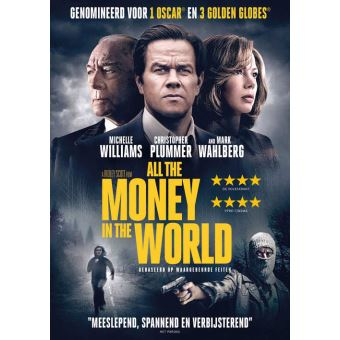 All the money in the world-NL