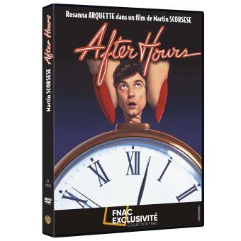 After Hours Exclusivité Fnac DVD