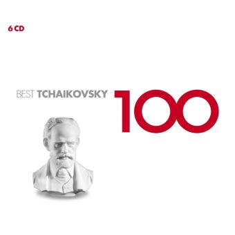 100 Best Tchaikovsky Coffret