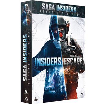 InsidersCoffret Insiders DVD
