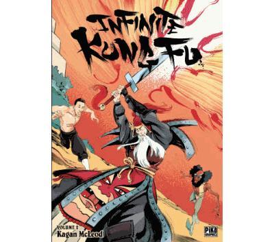 Infinite kung fu - Tome 02 : Infinite Kung Fu