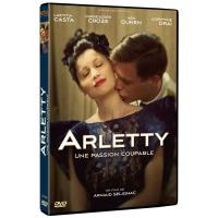 Arletty, une passion coupable - DVD