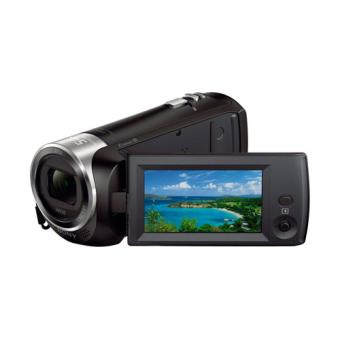 Sony Handycam HDR-CX240E - camcorder - Carl Zeiss - opslag: flash-kaart