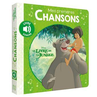 Le livre de la jungleMes Premières Chansons