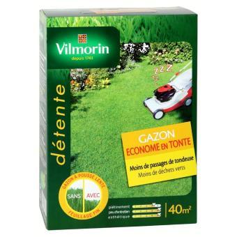 VILMORIN FND GAZON ECONOME EN TONTE 1KG*