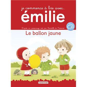 Emilie - Tome 1 : Le ballon rouge