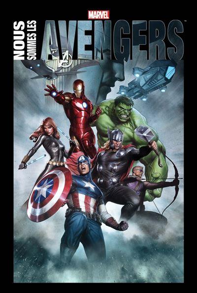 Nous sommes les Avengers NED