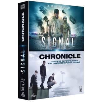 The Signal + Chronicle DVD