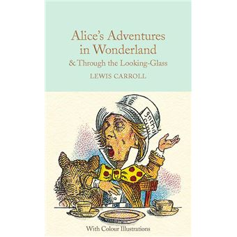 ALICE'S ADVENTURES IN WONDERLAND AND