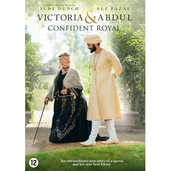 Victoria and Abdul (confident royal) -BIL