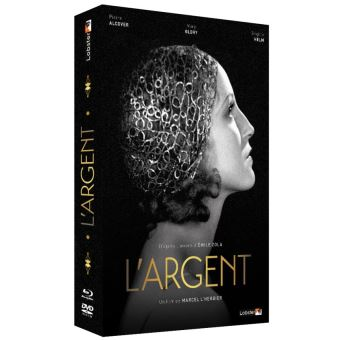 L'Argent Combo Blu-ray DVD