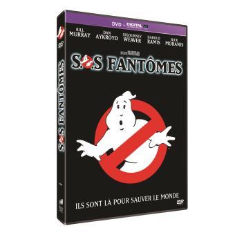 S.O.S. FantômesS.O.S. Fantômes DVD