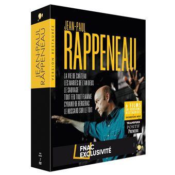 Jean paul rappeneau/6 films/plus 1 dvd bonus/edition fnac