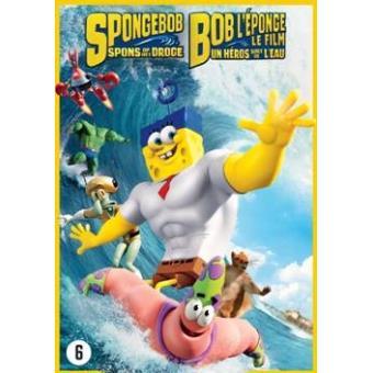 Spongebob - Spons Op Het Droge
