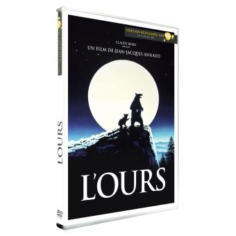 L'ours DVD