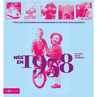 1958, Le Livre de ma jeunesse