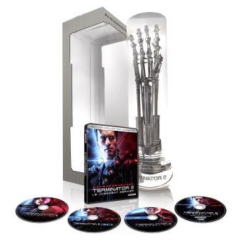 TerminatorTerminator 2 : Le jugement dernier Edition Limitée Collector Ultimate Blu-ray 4K