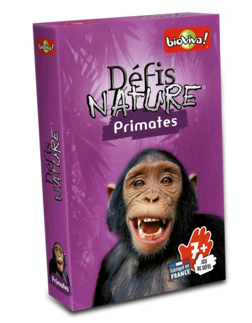Bioviva Défis Nature Primates
