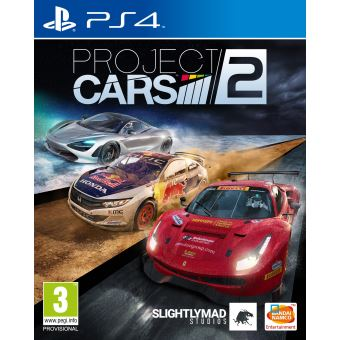 project cars 2 ps4 sur playstation 4 jeux vid o achat prix fnac. Black Bedroom Furniture Sets. Home Design Ideas